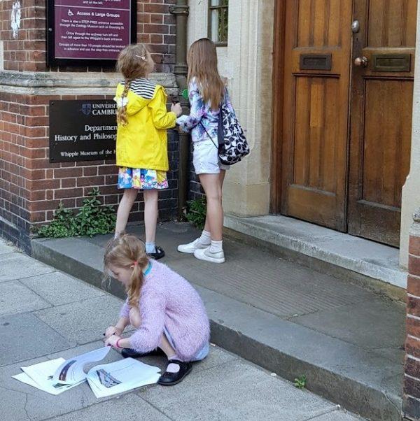 Cambridge Treasure Hunt
