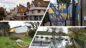 Guided walk along the river: Chesterton Lane and Jesus Green
