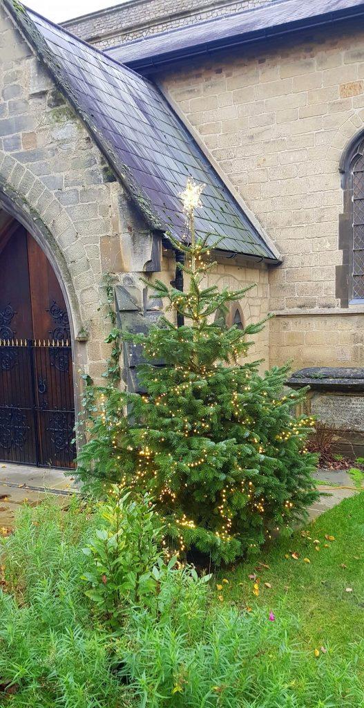 St Benets at Christmas 2020